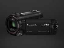 Panasonic Twin Camera HC-W850 Camcorder: