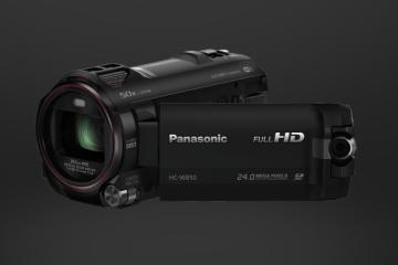 Panasonic Twin Camera HC-W850EB-K