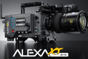 ALEXA XT B+W camera