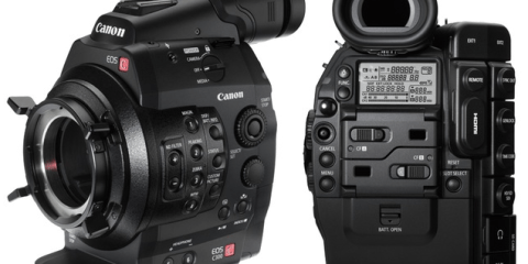 Canon C300 Most Hired Camera