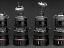 Duclos Lenses Multi-Mount For Canon Compact Zooms: