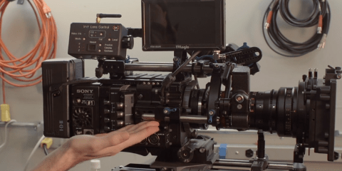 Solid Camera Sony PMW-F55:F5 Big Feature Kit