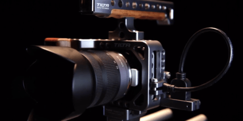 Tilta Blackmagic Pocket Cinema Camera Rig