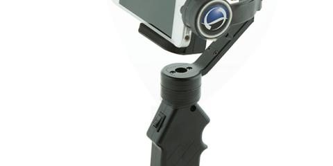 3-Axis smartphone hand-held stabilizer