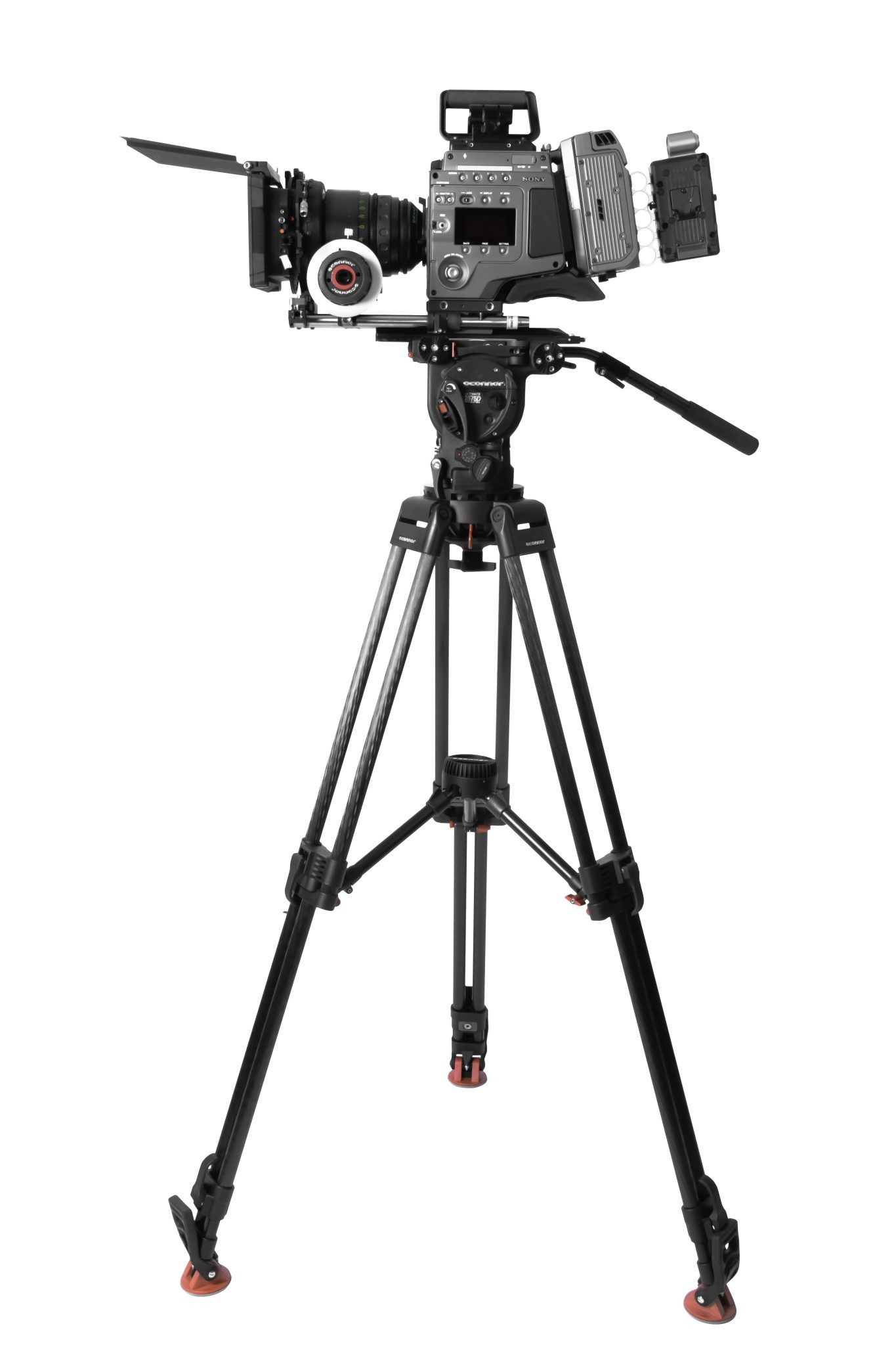 TYTO CARBON Cinematic Camera Stabilizer: