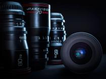 Panavision Primo 70 Series of Lens: 27, 35, 40, 50, 65, 80, 100, 125, 150, 200, 250 mm: