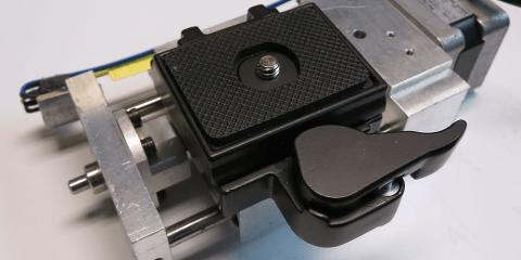 Arduino based Motorized Camera Rig