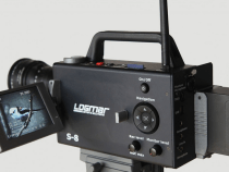 Grab Your Own Logmar S-8 Super-8 Camera: