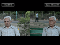 Nikon D810 Video Shots Side By Side With a Canon 5D MKIII Camera: