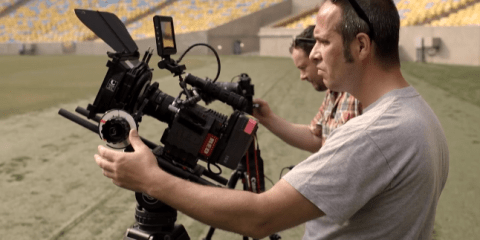World Cup 2014 BBC Title Sequence RED Carbon EPIC Dragon 6K