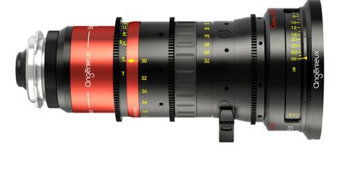 Angenieux Optimo 30-72mm A2S Wide Angle Optimo Anamorphic Lens