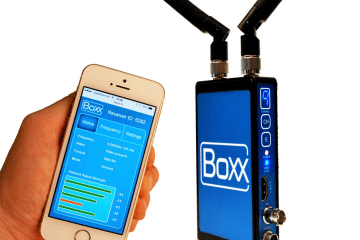 Boxx TV Next Generation HD Wireless Camera Transmitter