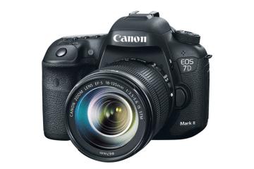 Canon 7D MKII Camera