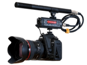 Fostex AR501 Mic Preamplifier For DSLR Cameras and Camcorders