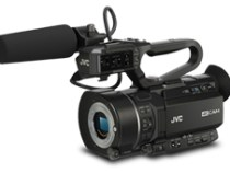 JVC LS300 Compact 4K and GY-LSX1 4K Shoulder-Mount Cameras Plus More at IBC