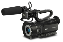 JVC GY-LS300 4K Camera