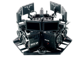NextVR are Releasing Their Virtual Reality Camera System at IBC Outfitted With 6 Dragon Cameras