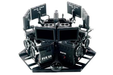 NextVR 6 Dragon Cameras
