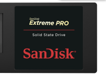 SanDisk Improve Extreme PRO CFast 2.0 Memory Cards & Extreme PRO SSD Now Qualifies For 4K Capture