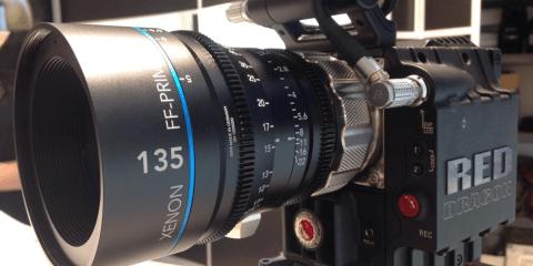 Schneider FF Prime line 135mm Prototype