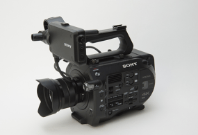 Sony PXW-FS7 Camera Told in Pics