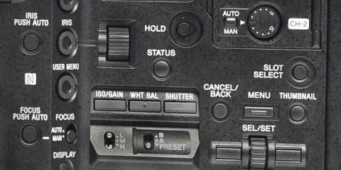 Sony PXW-FS7 Side Leaked