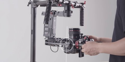 DJI – Preparing and Balancing Your Ronin from DJI