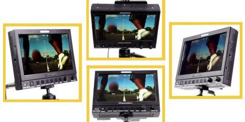 ikan KVM-7050W 7″ 3G HD-SDI On-Camera Monitor: