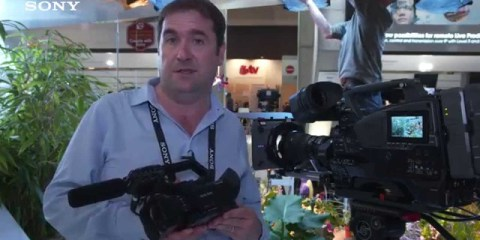 New Generation XDCAM Camcorders from Sony Professional at IBC 2014
