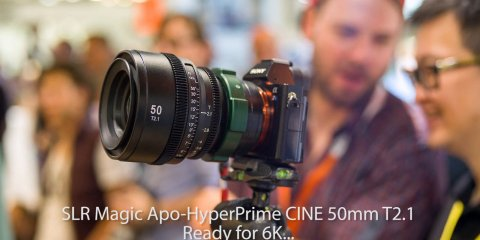 SLR Magic Apo-HyperPrime CINE 50mm T2.1 – short review from Hacky