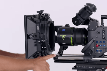 ARRI SMB-1 The Tilting Matte Box