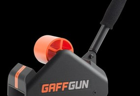 GaffGun Saves You Time When Running Cables