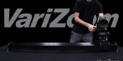 New Slider from VariZoom Sneak Peek