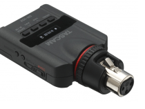 TASCAM DR-10X Turns Any Mic into an ENG Recorder