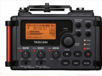 Tascam Four-channel Recorder DR-60DmkII Improves On The DR-60D