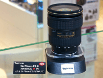 Did You Catch The Tokina AT-X 11-20mm f/2.8 DX lens & the 24-70 f/2.8 FX lens Sneak Peek