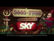 Do HD ao Pré-Pago, a SKY é um Espetáculo! from SKY HDTV With Cooke Anamorphic lenses