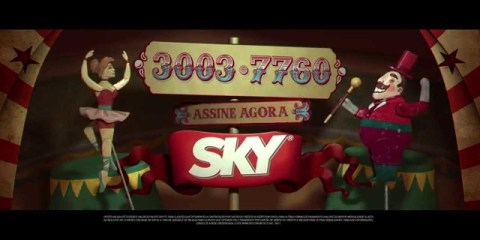 Do HD ao Pré-Pago, a SKY é um Espetáculo! from SKY HDTV With Cooke Anamorphic lenses