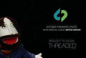 October Odyssey 7Q Firmware Update via Ross Gerbasi