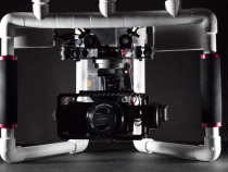 Folks a New Dawn… Introducing a DIY PVC 3-axis Brushless Gimbal Camera Rig