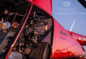 A Chopper & a DJI Ronin = KANSAS CITY AERIALS 4K