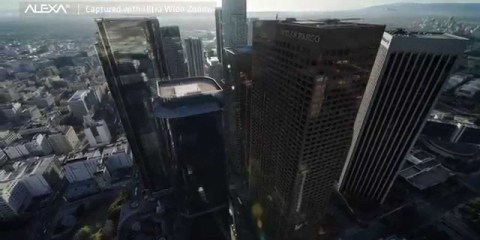 ARRI: Ultra Wide Zoom aerial shoot
