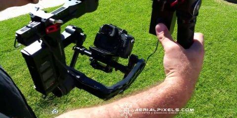 DJI Ronin Joystick from AerialPixels