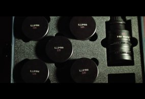 ILLUMINA S35 lenses from Film Cyfrowy