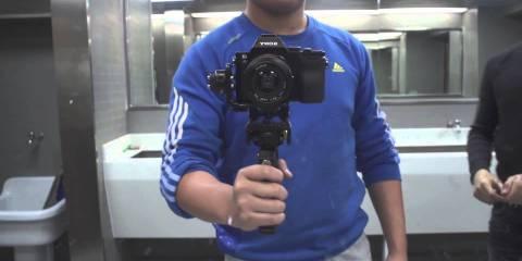 Nebula 4000 Lite with Sony A7s test