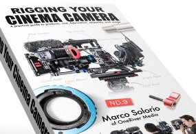 Rigging Your Cinema Camera Book Trailer from OneRiver Media