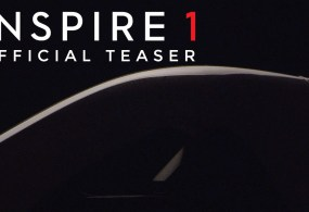 "The Inspire 1 OFFICIAL Teaser – ""Defy"""