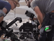 Behind the Scenes Give Life the Green Light – Filmed with the Impala and Bogey Dolly