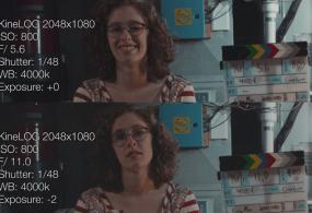 KineMINI Camera Exposure / ISO / Dynamic Range Tests from Derek Donovan