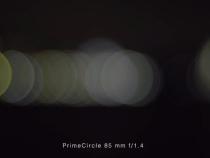 LockCircle PrimeCircle Bokeh Test… NIGHT VELVET